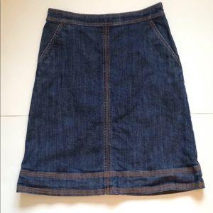 Boden Midi-Length New Skirt